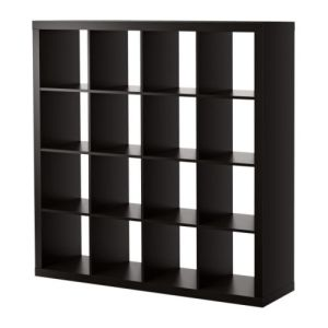 expedit bookcase Ikea, expedit bookcase, expedit bookcase in the kitchen, expedit bookcase for art supplies, expedit bookcase decorating