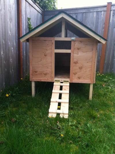 chicken-coop, prefab-chicken-coop